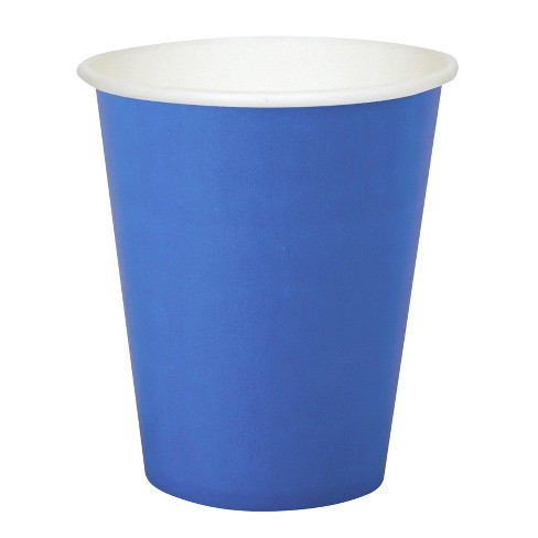 48ct Cobalt 9oz. Cup - image 1 of 1