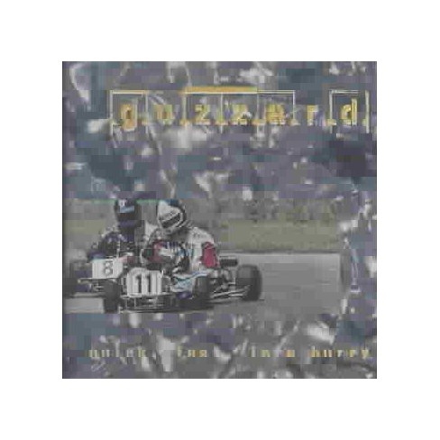 Guzzard - Quick, Fast, In A Hurry (CD) - image 1 of 1
