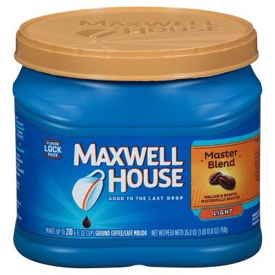 Coffee: Maxwell House