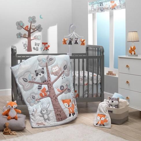 Bedtime Originals Woodland Friends Crib Bedding Set - 3pc - image 1 of 4