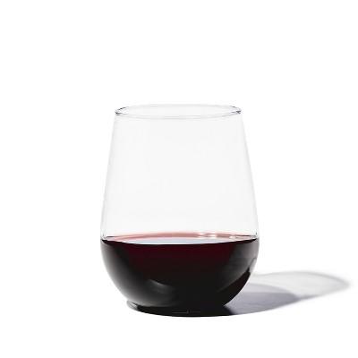 16oz Reserve Stemless Wine Glasses - TOSSWARE