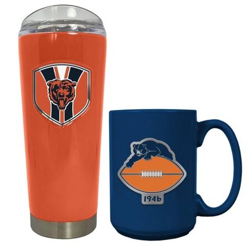NFL Chicago Bears Roadie Tumbler and Mug Set - image 1 of 1