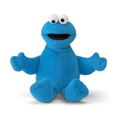 Enesco Sesame Street Cookie Monster 6-Inch Plush Beanbag Character