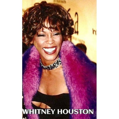 Whitney Houston Tribute drawing journal - by  Sir Michael Huhn & Michael Huhn (Paperback) - image 1 of 1