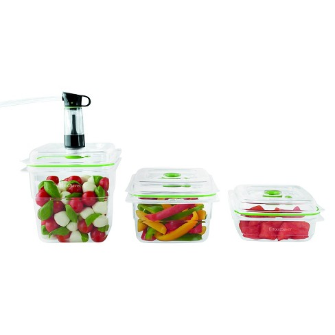 FoodSaver 6pc Fresh Containers - image 1 of 8
