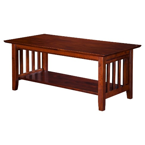 Mission Coffee Table Atlantic Furniture