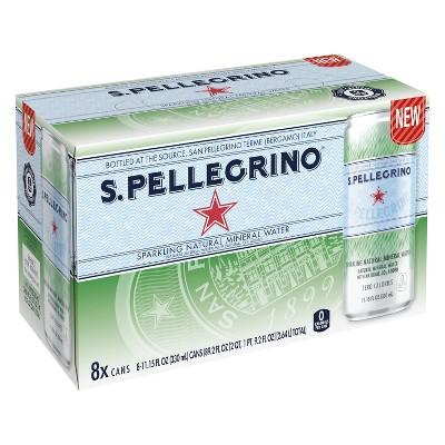 Sparkling Water: San Pellegrino Essenza
