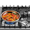 "Cuisinart Classic 10"" Stainless Steel Skillet - image 2 of 4"