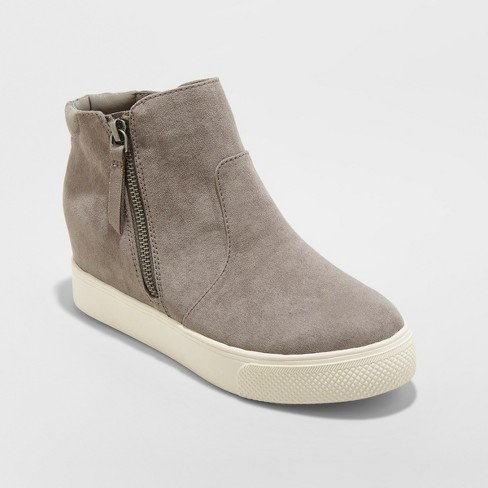 4e2365d60836 Women s Cindy Wedge Sneakers - Universal Thread™   Target