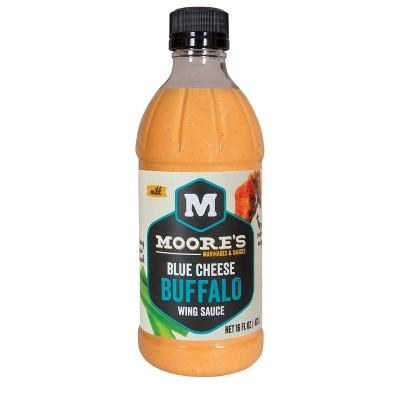Moore's Blue Cheese Buffalo Wing Sauce - 16 fl oz