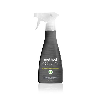 Method Stainless Steel Clean and Polish - 14 fl oz