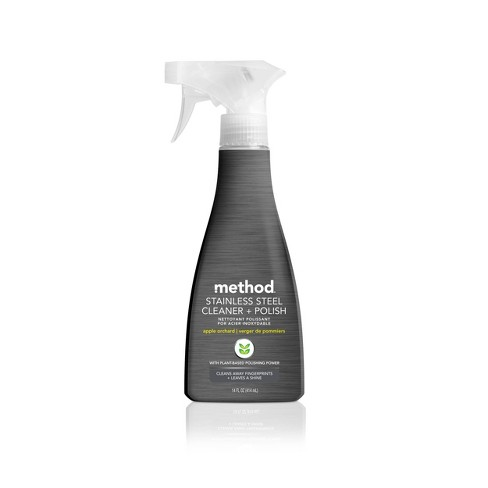 Method Stainless Steel Clean and Polish - 14 fl oz - image 1 of 4