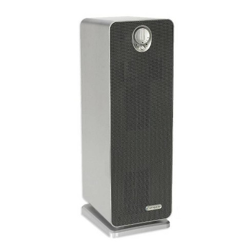 """Germ Guardian Air Purifier with True HEPA Filter, 4-in-1 AC4900CA 22"""" Tower Gray - image 1 of 3"""