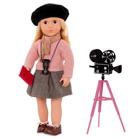 Our Generation Professional Director Doll - image 1 of 3