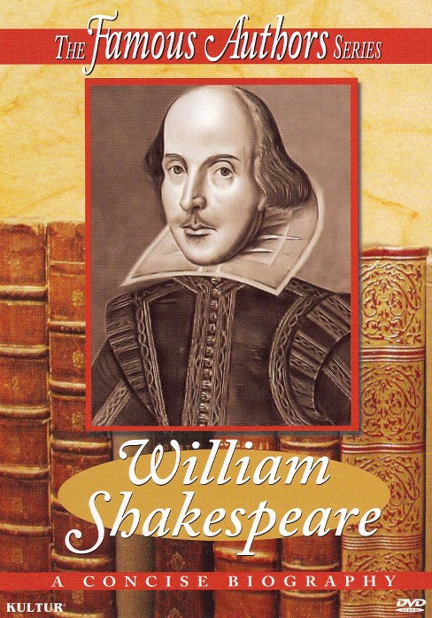 Famous Authors:William Shakespeare (DVD) - image 1 of 1