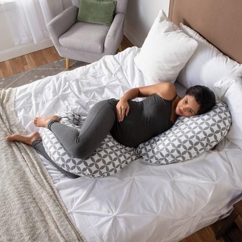 d005912d9ead6 Boppy Slipcovered Total Body Pregnancy Pillow : Target