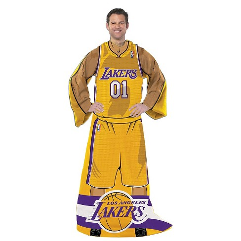 "Los Angeles Lakers Northwest 50 x 70"" Uniform Comfy Throw - image 1 of 1"