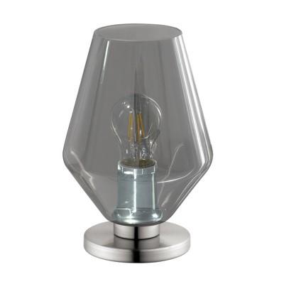Murillo Accent Lamp Gray (Includes Light Bulb)- EGLO