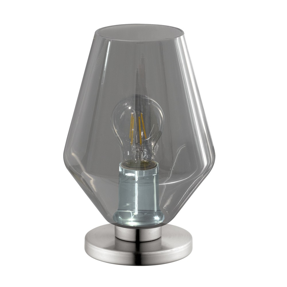 Image of Murillo Accent Lamp Gray (Includes Light Bulb) - EGLO