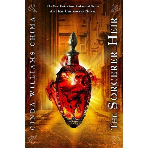 The Sorcerer Heir - (Heir Chronicles) by  Cinda Williams Chima (Paperback) - image 1 of 1