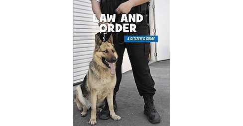 Law and Order (Paperback) (Wil Mara) - image 1 of 1