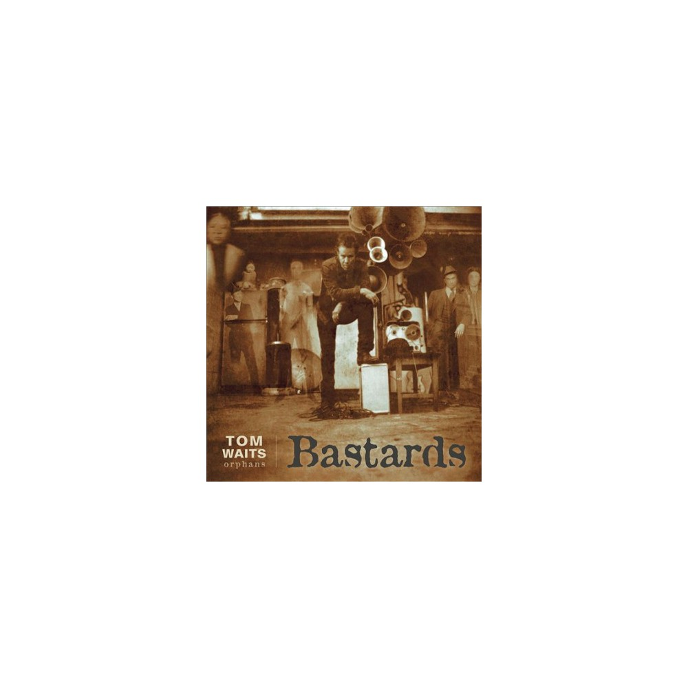 Tom Waits - Bastards (CD)