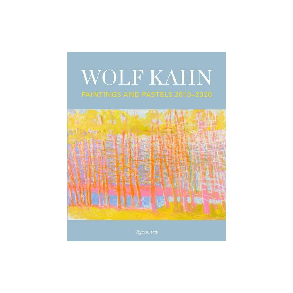 Wolf Kahn By William C Agee Sasha Nicholas Hardcover