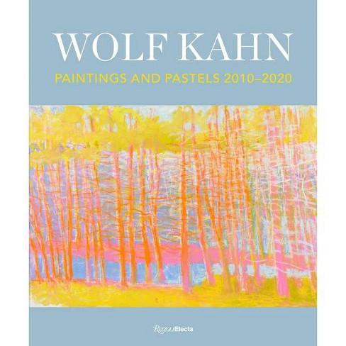 Wolf Kahn - by  William C Agee & Sasha Nicholas (Hardcover) - image 1 of 1