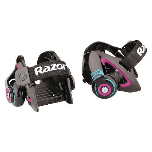 Razor Jetts Heel Wheels Skate - Purple - image 1 of 4