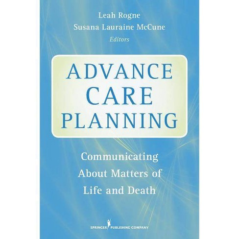 Advance Care Planning - (Paperback) - image 1 of 1