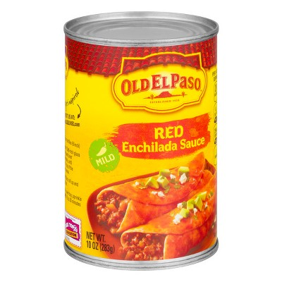 Old El Paso Red Enchilada Sauce Mild 10oz