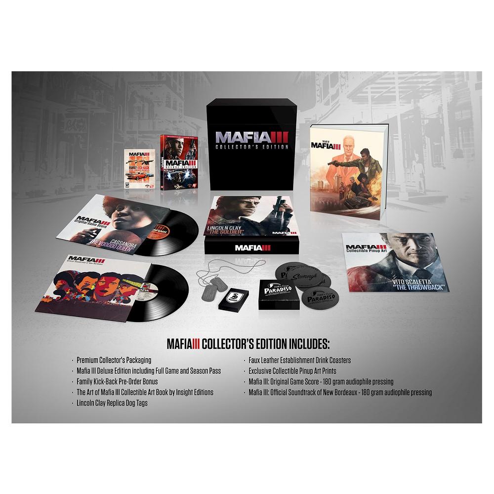 Mafia III Collector's Edition PC Games