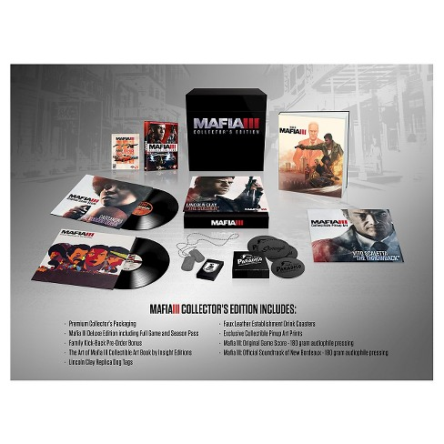 Mafia III Collector's Edition PC Games - image 1 of 15