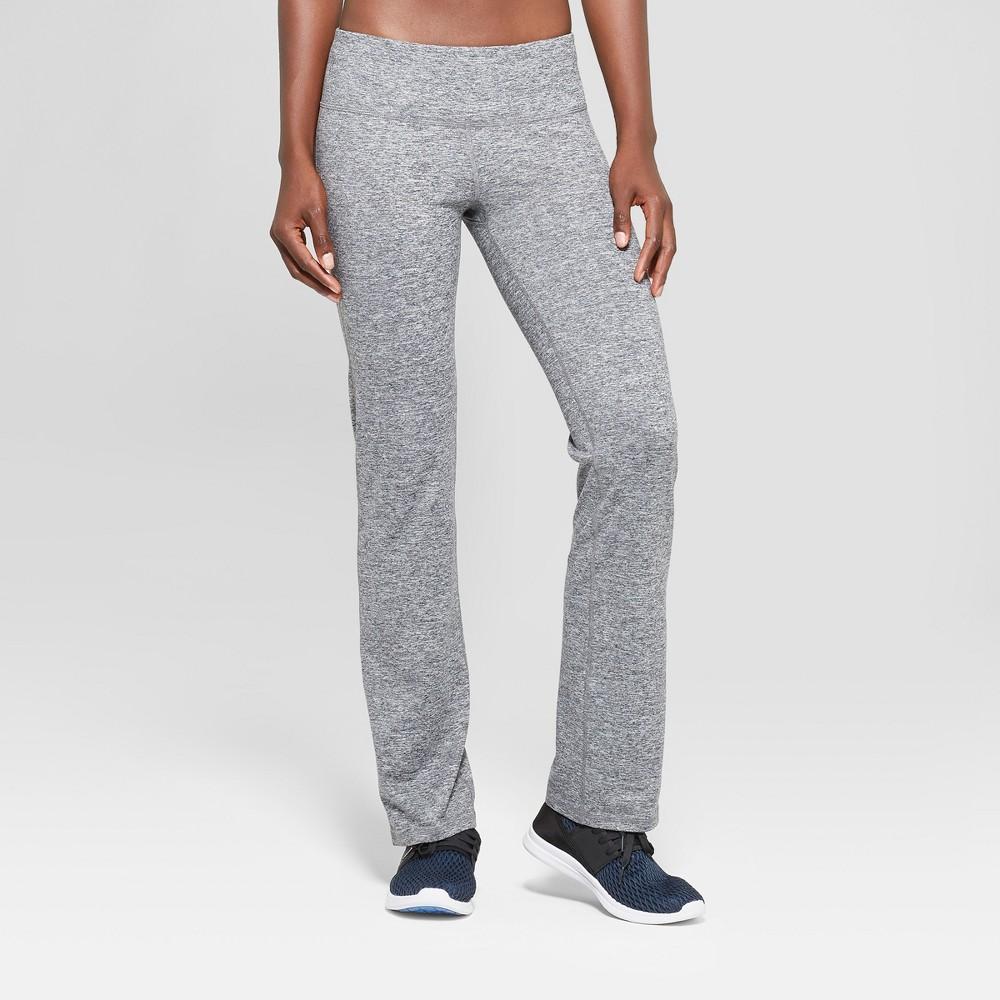 Women's Everyday Straight Pants 28.5 - C9 Champion Black Heather XL - Long