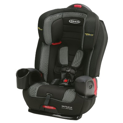 Graco Nautilus 65 3-in-1 Harness Booster Seat With Safety Surround - Jacks