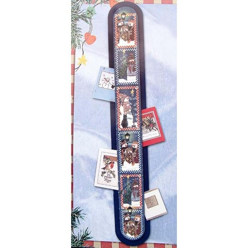 Northlight Club Pack Of 144 Snowman Wall Hanging Christmas Card