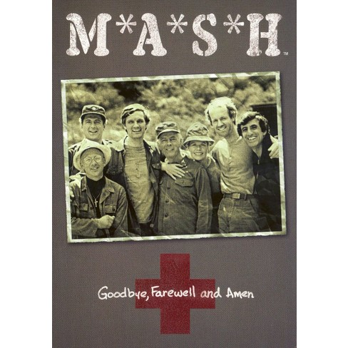 M*A*S*H: Goodbye, Farewell, And Amen (3 Discs) - image 1 of 1