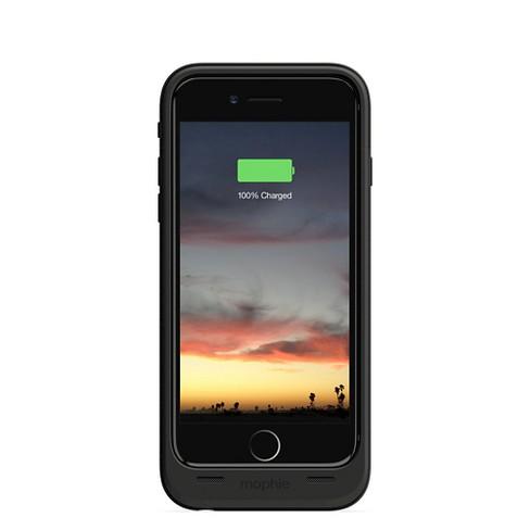 best service 75b8e 90483 iPhone 6/6S Rechargeable Case - Mophie Juice Pack - Black (44602TGR)