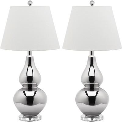 Cybil Double Gourd Lamp (Set of 2)  - Safavieh