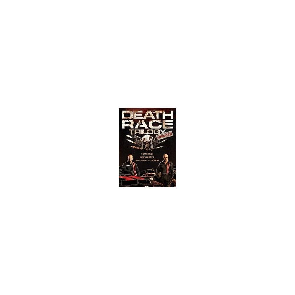 Death Race Trilogy (Dvd), Movies