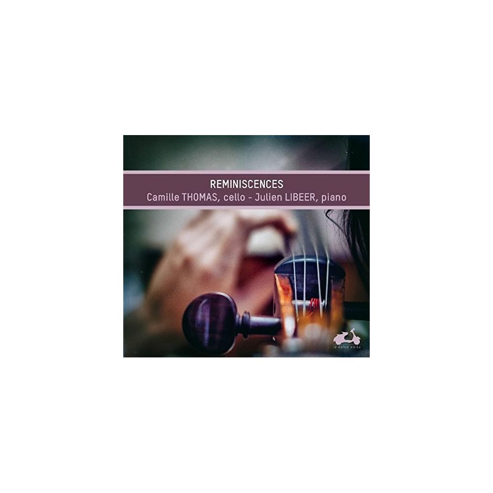 Camille Thomas - Reminiscences (CD)
