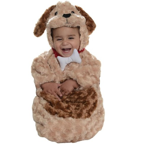 Underwraps Puppy Bunting Infant Costume One Size - image 1 of 1