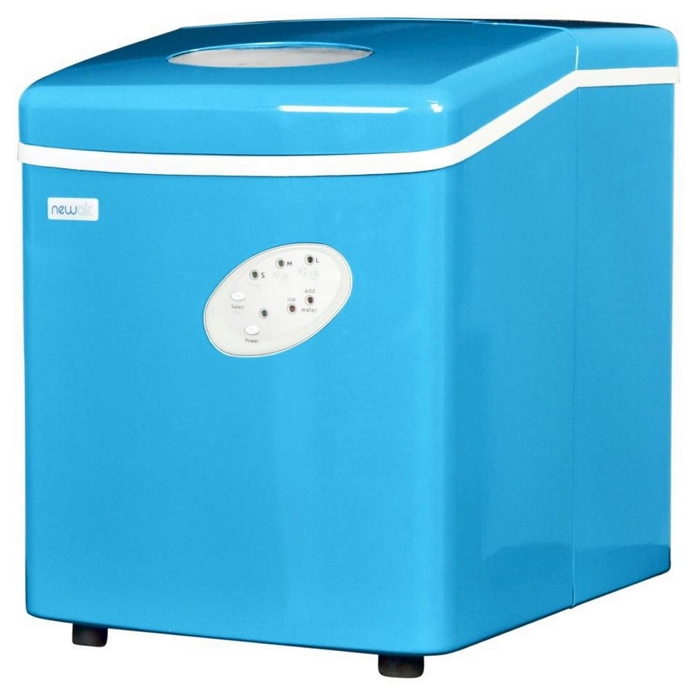 NewAir 28lb Portable Ice Maker – Cobalt Blue AI-100 50146270