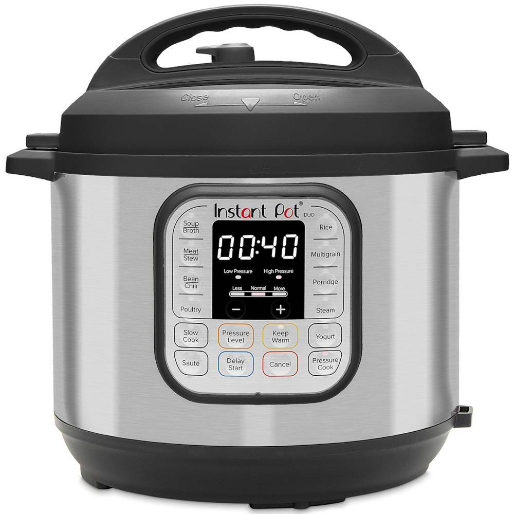 Instant Pot DUO80 7-in-1 Programmable Pressure Cooker 8-Qt.