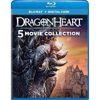 Deals on Dragonheart: 5-Movie Collection Blu-ray + Digital