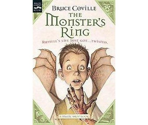 Monster's Ring : A Magic Shop Book (Paperback) (Bruce Coville) - image 1 of 1