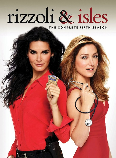 Rizzoli & Isles: The Complete Fifth Season - image 1 of 1