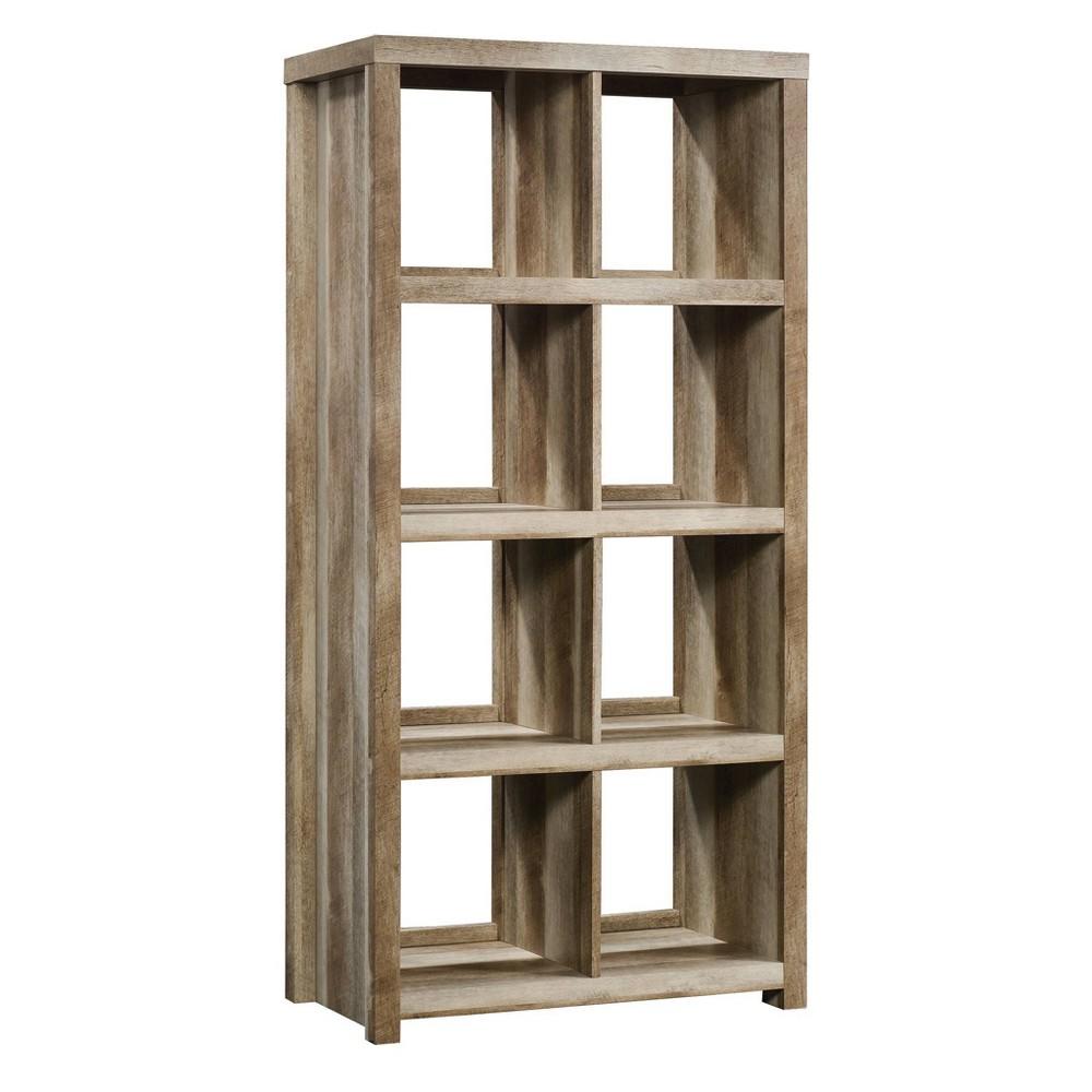 Homeplus 8 Cube Bookcase Lintel Oak - Sauder