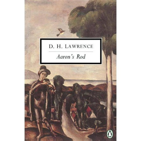 Aaron's Rod - (Classic, 20th-Century, Penguin) by  D H Lawrence (Paperback) - image 1 of 1