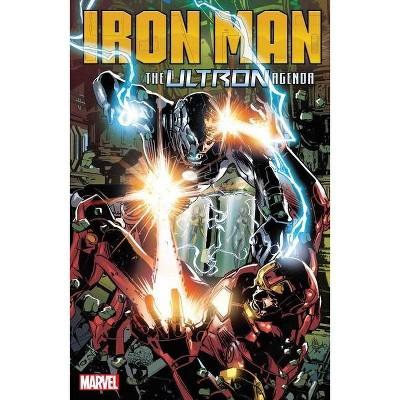 Iron Man: The Ultron Agenda - (Paperback)